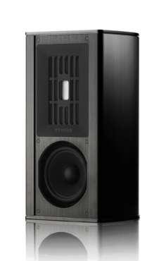 Piega Coax 311 Regal-Lautsprecher High End Alu/schwarz