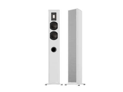 Piega Premium Wireless 501 Stand-Speakers white/grey