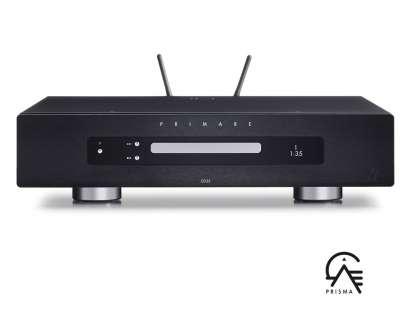 Primare Prisma CD35 Audiophiler CD-Player PCM348/DSD128 black