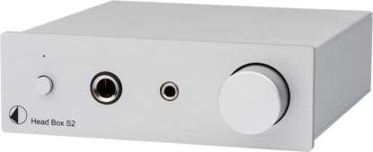 Pro-Ject Head Box S2 Micro high end headphone amplifier