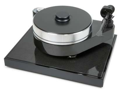 """Pro-Ject RPM 10 Carbon with 10"""" Evo Tone Arm, without Cartridge"""