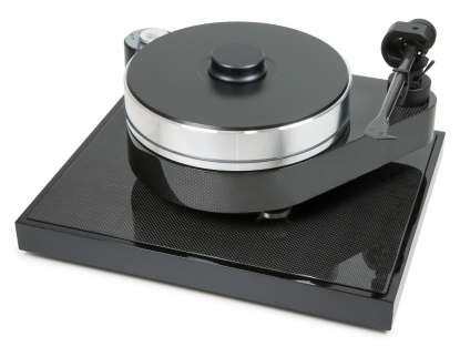 "Pro-Ject RPM 10 Carbon mit 10"" Evo Tonarm, ohne Tonabnehmer"