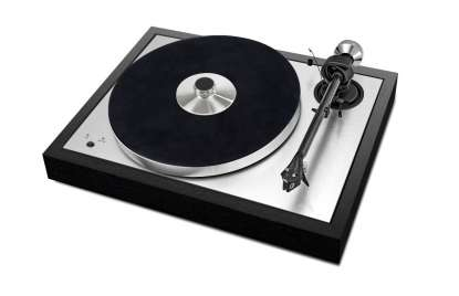 Pro-Ject The Classic Evo SB Black Limited Edition mit Ortofon MC Quintet Black Tonabnehmer