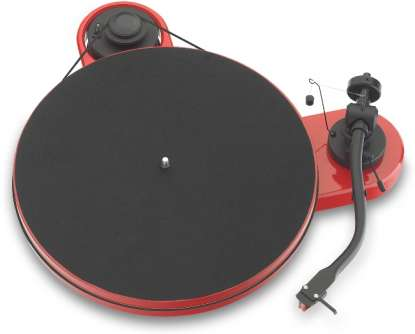 Pro-Ject RPM 1.3 Genie mit Ortofon 2M Red