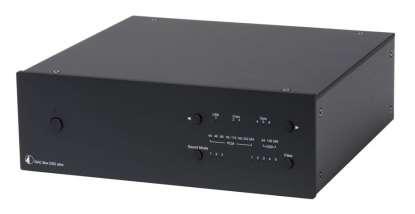 Pro-Ject DAC Box DS2 Ultra DA-Wandler schwarz