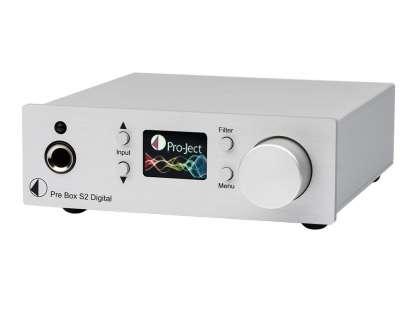 Pro-Ject Pre Box S2 Digital Pre-Amp
