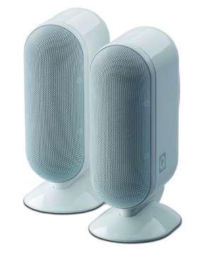 Q-Acoustics Q7000 LRi  - Satelliten-LS, weiß (B-Ware; kleine Schramme am Fuß)