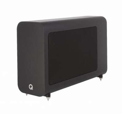 Q-Acoustics 3060S Aktiv-Subwoofer schwarz