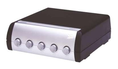 QED Speaker-Switch SS50 for 5 Pair speaker