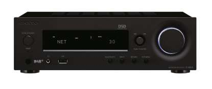 Onkyo R-N855 Network Stereo Receiver black