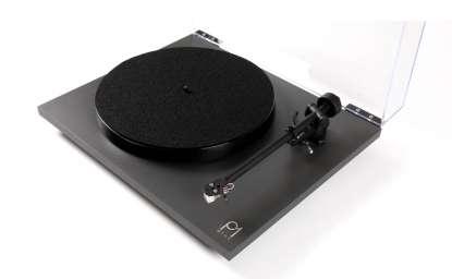 Rega Planar 1 Plus Plattenspieler mit Phono-Vorstufe und Carbon MM-System
