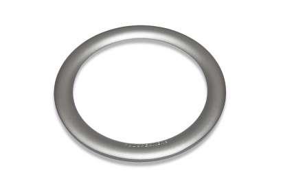 Podspeakers Alu Hoop für MiniPod MK IV und BT Soft Silber