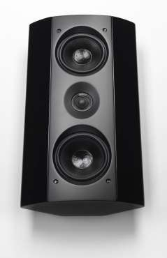 Sonus Faber Venere Wall On-Wall-Speaker Black
