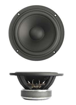 SB Acoustics SB17NRX2C35-8 Tief-Mitteltöner, Norex