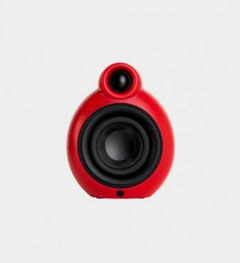 Podspeakers Micropod Mk II Aktiv Bluetooth, Stückpreis rot