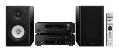Onkyo CS-1045 CD Hi-Fi Mini-System Schwarz
