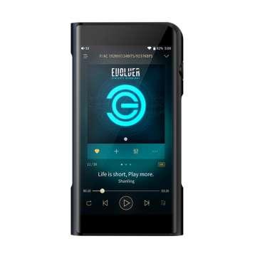 Shanling M6  HiRes DAP mit Bluetooth, WLAN und USB-Transport, schwarz