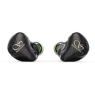 Shanling ME 700 3-Wege In-Ear Kopfhörer schwarz