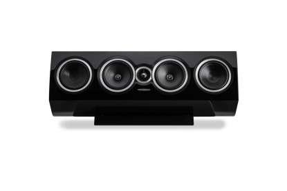 Sonus Faber Sonetto Center II Horizontal-Speaker black hgl.