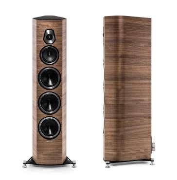 Sonus Faber Sonetto VIII Stand-Speaker Walnut