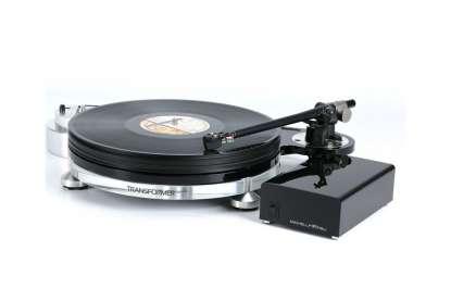 Input Audio Transformer Plattenspieler ohne Tonabnehmer von Michell Engineering