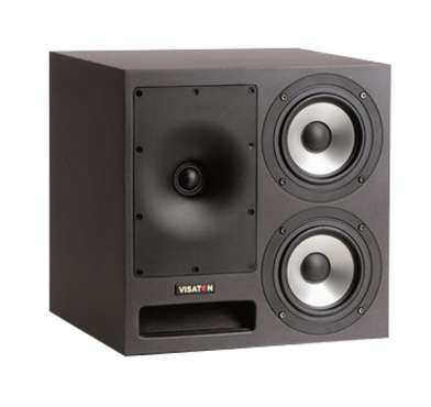 Visaton Studio 1 - Speaker KIT without Cabinet