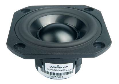 Wavecor SW070WA01 Aluminium
