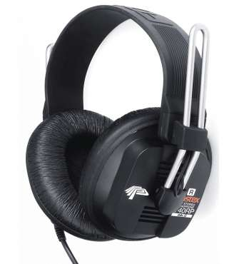 Fostex T40RP MKIII closed Ribbon-Headphones Black