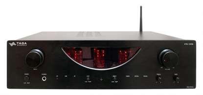 Taga HTA-1000B Hybrid Vollverstärker mit MM Phono,Bluetooth und 24bit DAC