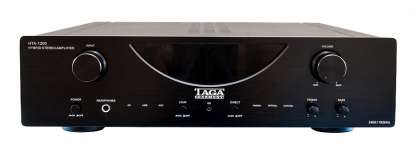 Taga HTA-1200 Hybrid Amplifier with MM Phono and 24bit DAC