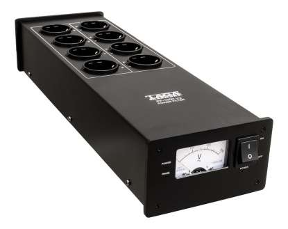 Taga PF-1000 V2 High End Netzleiste 8-fach (4 mit Filter)