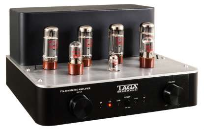 Taga TTA-500 Tube-Amplifier, black