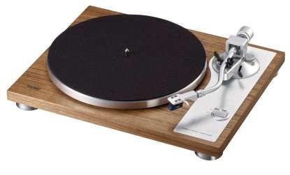 Teac TN-4D Plattenspieler mit Sumiko Oyster MM TA, Phono MM und USB Ausgang Walnuss