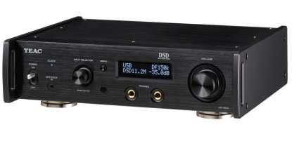 Teac UD-503 USB-DA-Wandler/Kopfhörerverstärker schwarz