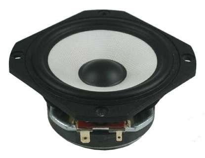 Peerless TG9FD 10 08 (Vifa  9 BG 119/8) - Glasfaser