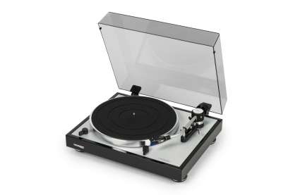 Thorens TD 403 DD Plattenspieler mit Ortofone 2M Blue Tonabnehmer