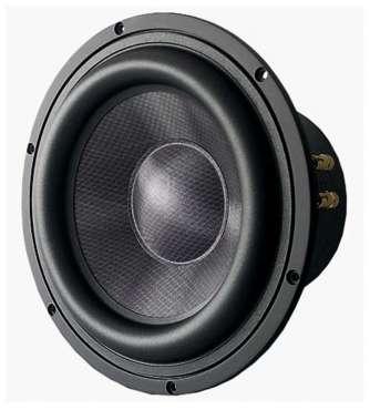 Visaton TIW 250XS - Fibreglas Black