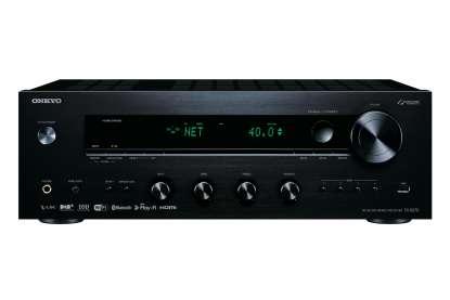 Onkyo TX-8270 Network Stereo Receiver black