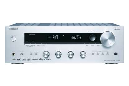 Onkyo TX-8270 Network Stereo Receiver silver