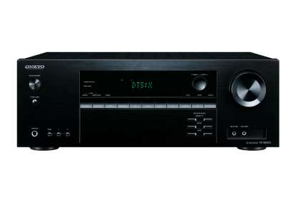 Onkyo TX-NR474 Network 5.1-Channnel-AV-Receiver black