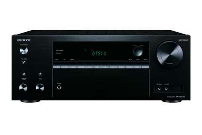 Onkyo TX-NR575E Network 7.2-Channel-AV-Receiver black