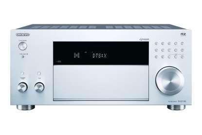 Onkyo TX-RZ1100 Network 9.2-Channel-AV-Receiver silver