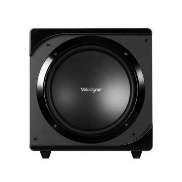Velodyne Impact 12 Mk II Aktiv-Subwoofer, schwarz