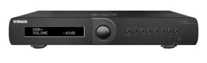 Block VR-100+ MKII Receiver mit DAB+ schwarz
