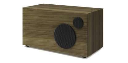 Como Audio Ambiente passiver Zusatzlautsprecher Wallnuss