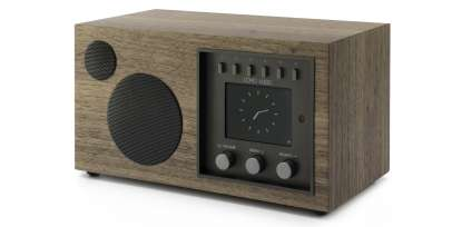 Como Audio Solo DAB+ Radio Wallnuss