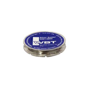 WBT-0800-er Silberlot - Verbleit