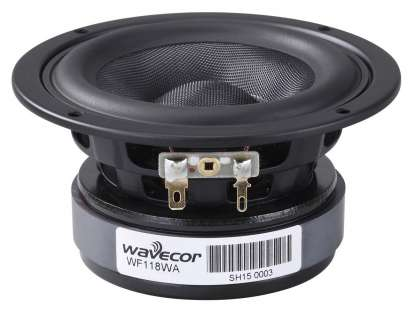 Wavecor WF118WA, Glasfaser Membran 8 OHM