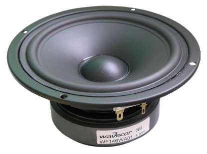 Wavecor WF146WA Paper