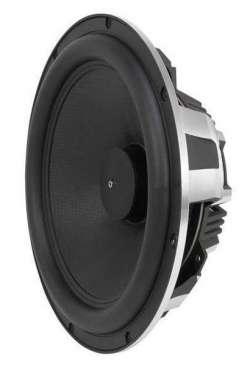 Mivoc XAW 320 PR - Passiv Radiator, black